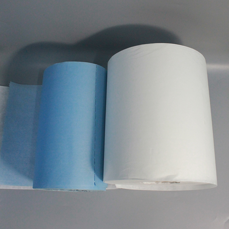 Premium quality cleanroom nonwoven cleaning paper Rolls Wipes