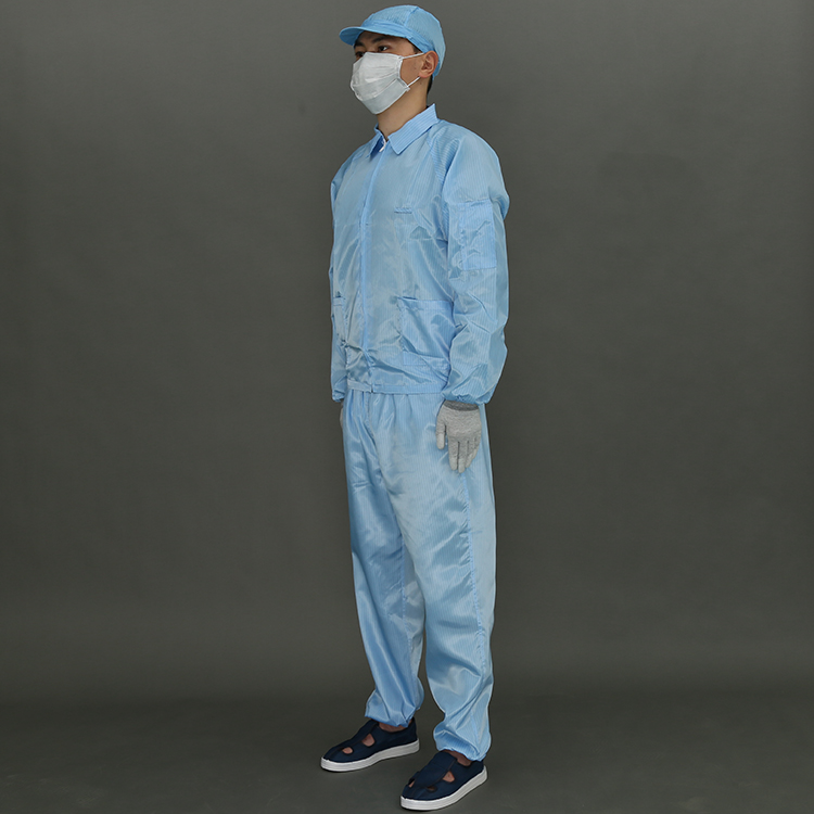 Wholesale Cleanroom Workshop Antistatic Disposable Coverall