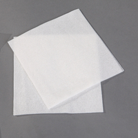 Types and characteristics of clean wipes