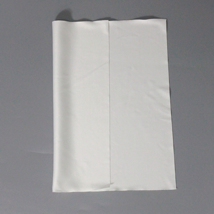 4x4inch Ultrasonic Sealed Dust Free Antistatic microfiber cleanroom cloth