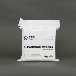 Hot Sale Dust Proof Cleanroom Cleaning Polyester Wiper