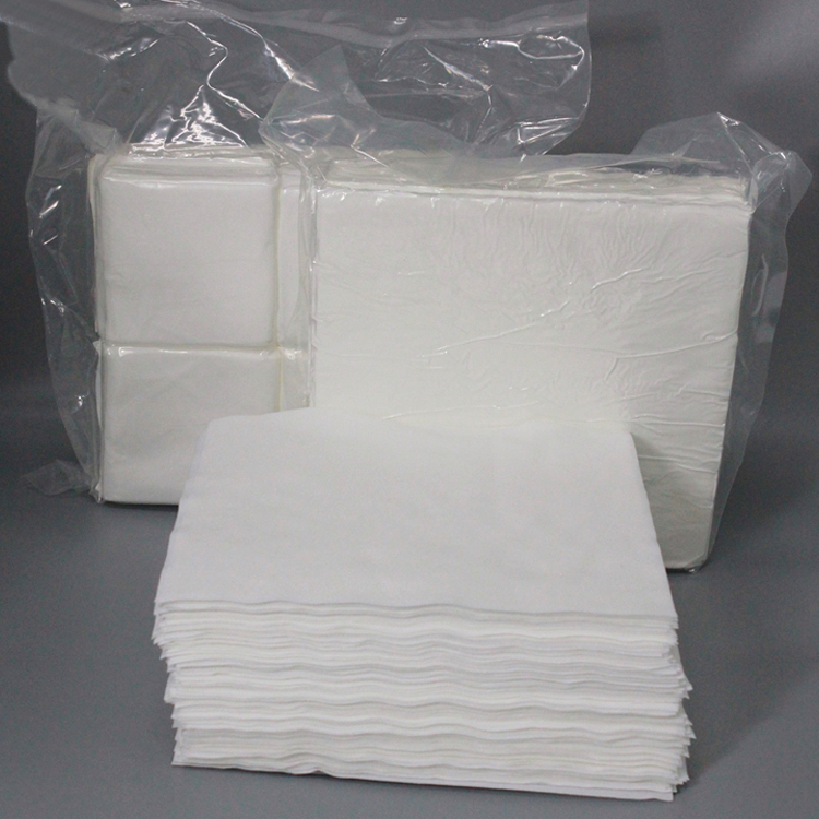 Disposable Cleanroom Microfiber Wiper microfiber cloth for cleaning