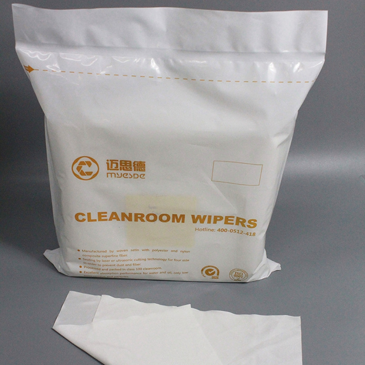 12inch 120g New Arrival Oil Absorbent Wiper with CE Certificate clean room wipes
