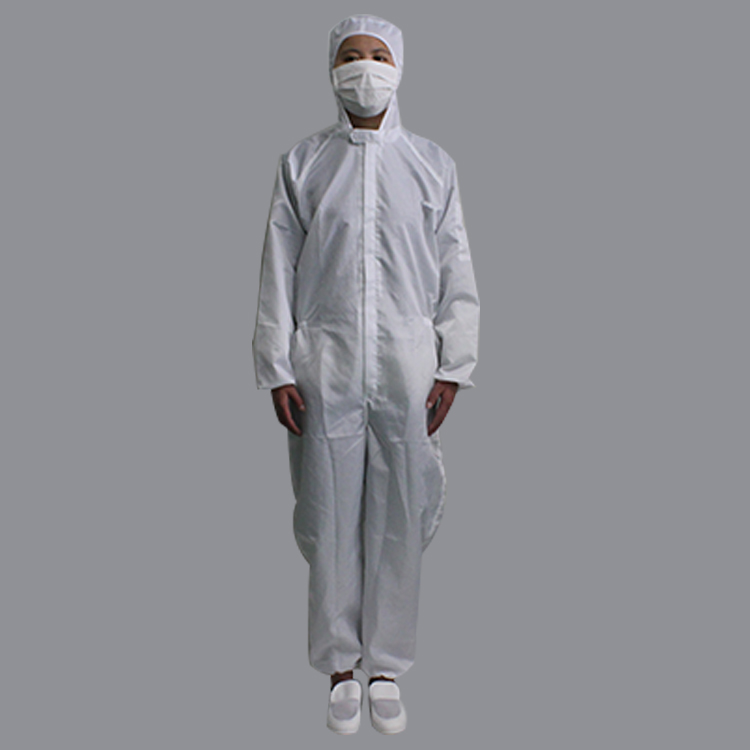 High Quality Cleanroom Esd Coverall Workwear safety clothing