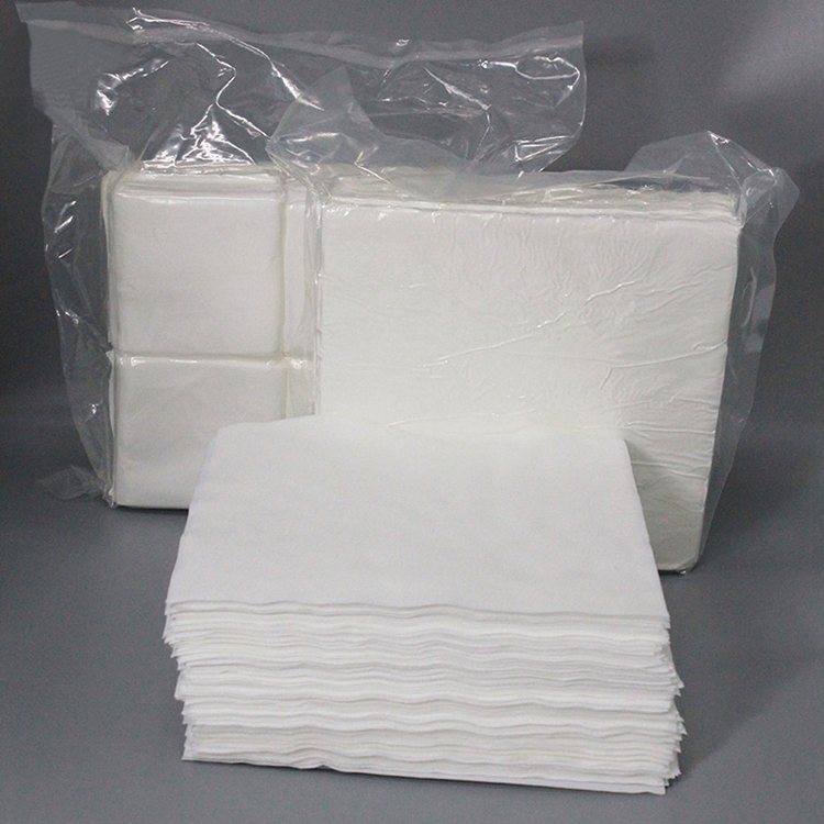 Highly Absorbent Industrial Microfiber Cleanroom Wiper