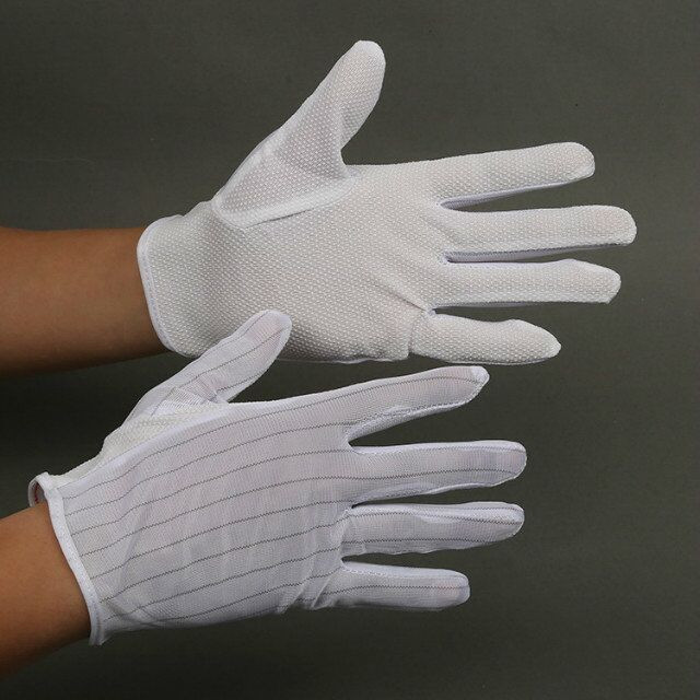 High Quality Anti-static Esd Custom Safety Working Gloves