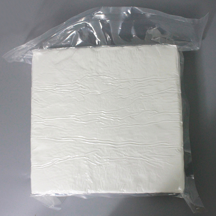 2019 6*6inch 180gsm Industrial Use microfiber cloth Cleanroom Wiper