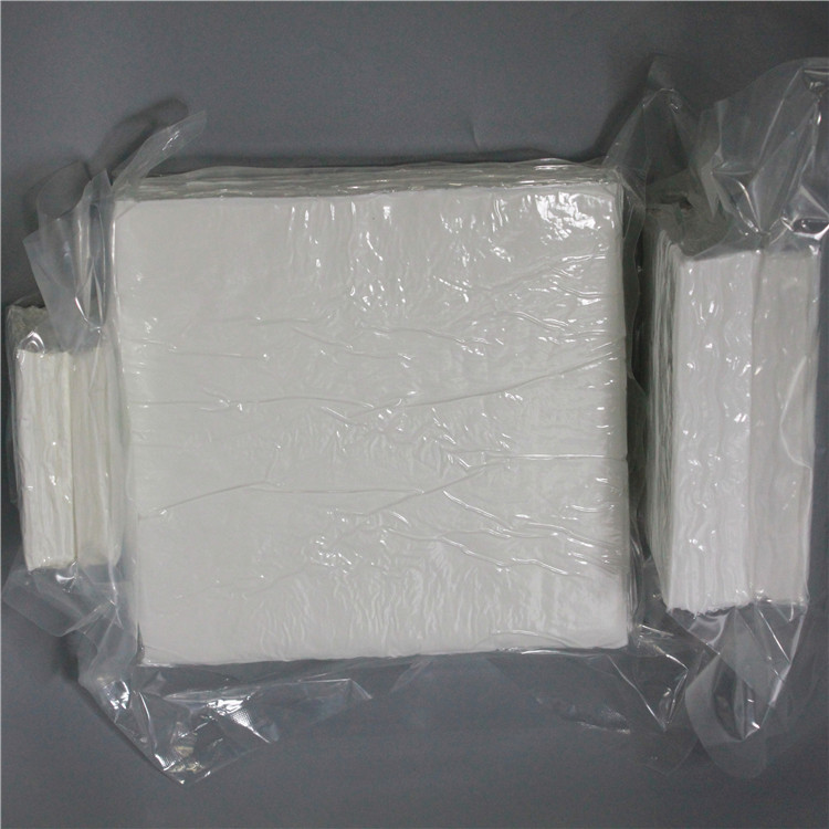 Electronics Industry Cleanroom Disposable Lint Free Wipers