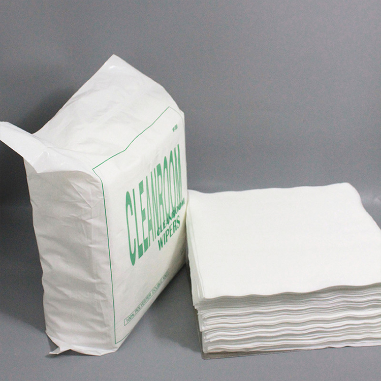 New Design Lint Free Nonwovens Fabric Cleaning Wipes
