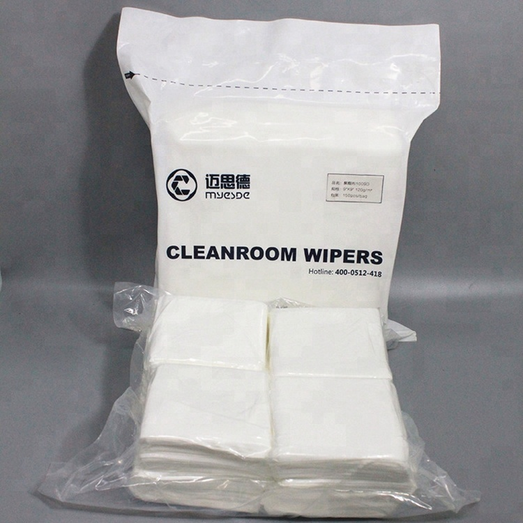 2019 100% Screen Dry Polyester Wiper
