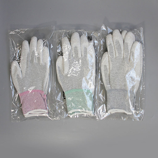 New Design Safety Knit Work Glove