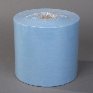 High Quality Woodpulp Industrial Wiper Paper Roll Clean Wiper Paper Roll