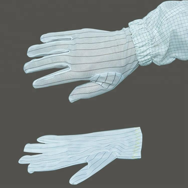 High Quality Lint Free Antistatic Esd Gloves