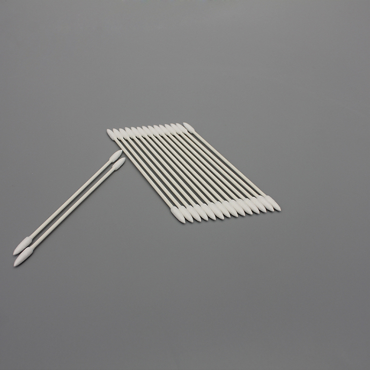 High Quality Lint Free Cleanroom Cotton Swab for Lens