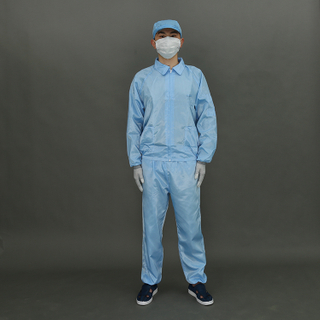 Comfortable Cleaning Room Esd Work Clothes