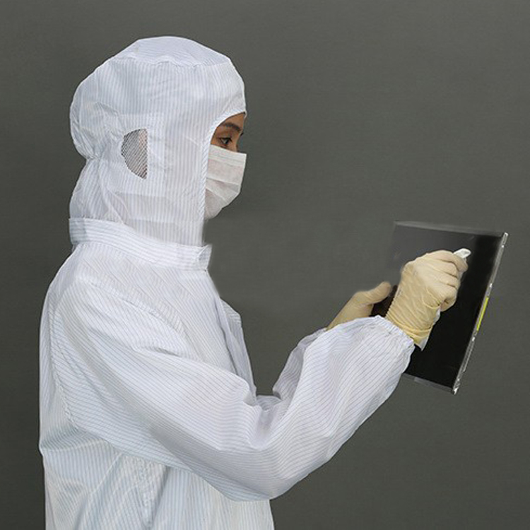 Wholesale High Quality Esd Antistatic Cleanroom Jumpsuit