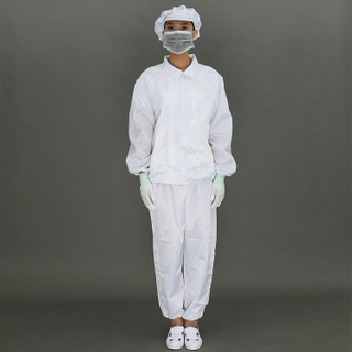 Esd Anti-Static Cleanroom Safety Clothes,Clean Room Clothes