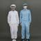 Esd Cleanroom Safety Coverall Suit With Good-Price