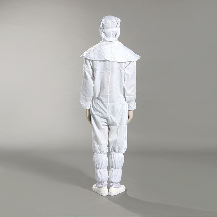 2019 New Design Antistatic Esd Cleanroom Jumpsuit