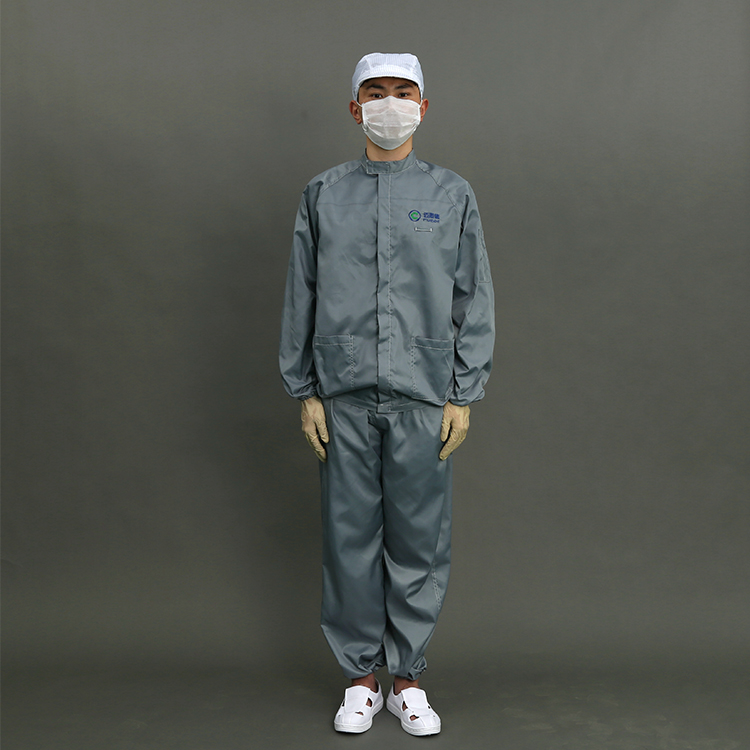 Wholesale Stripe Esd Cleanroom Anti-Static Safety Coverall