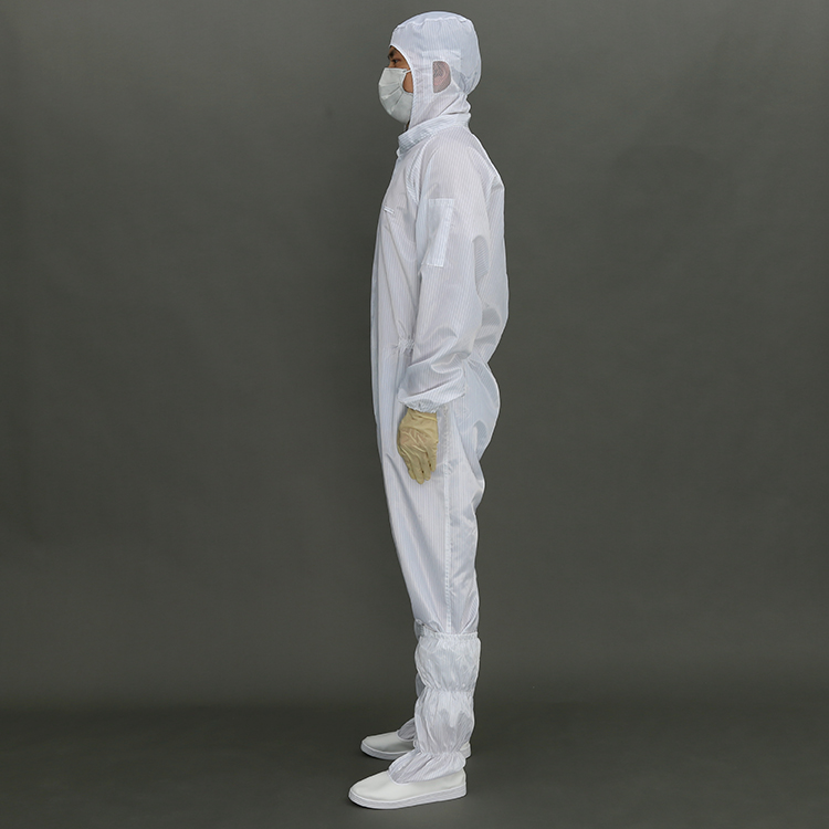 Hot selling Esd Cleanroom Safety Clothing,Antistatic Cleanroom Safety Clothing