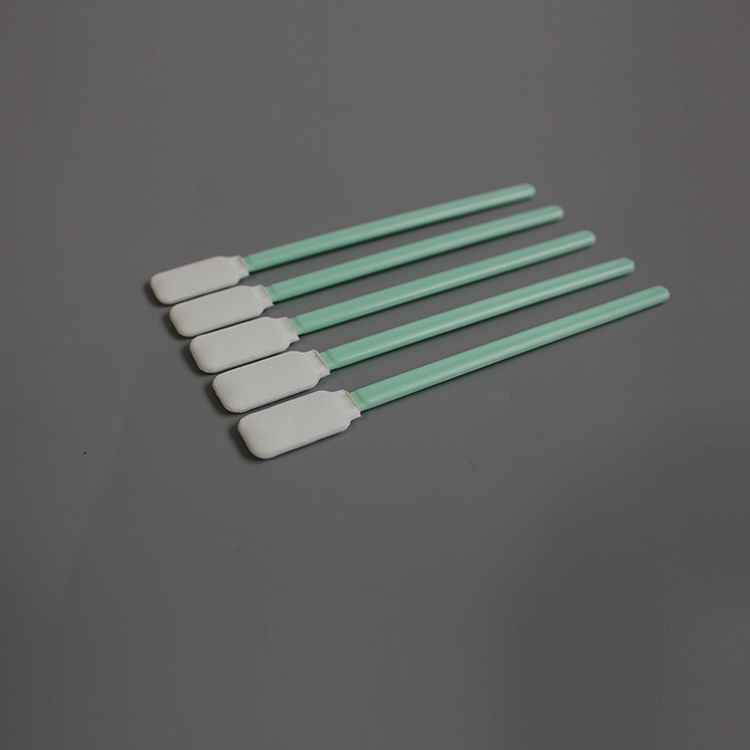 Disposable Lint Free Microfiber Swabs for Microscopes