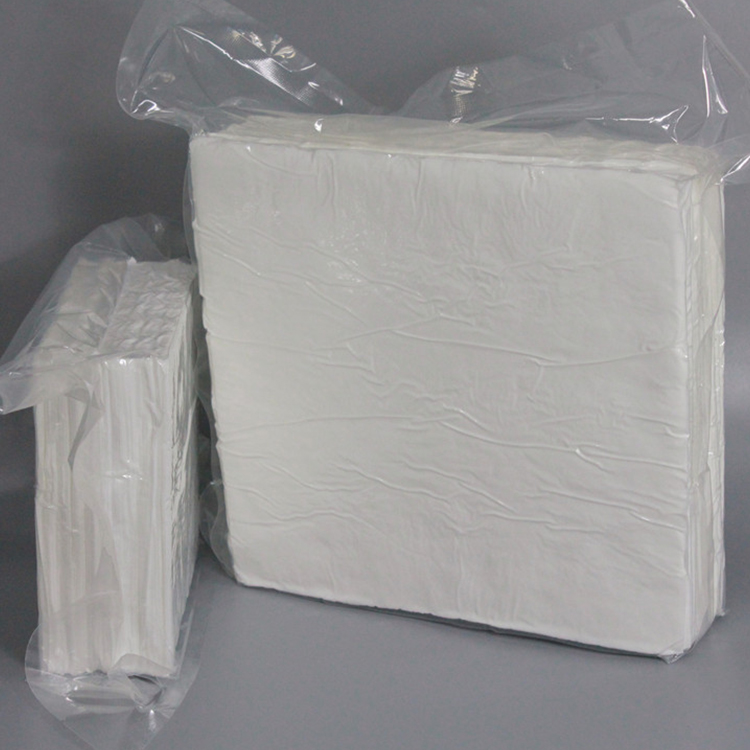 Multifunctional disposable cleanroom wipes