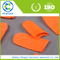 Antistatic latex anti-slip orange finger cots