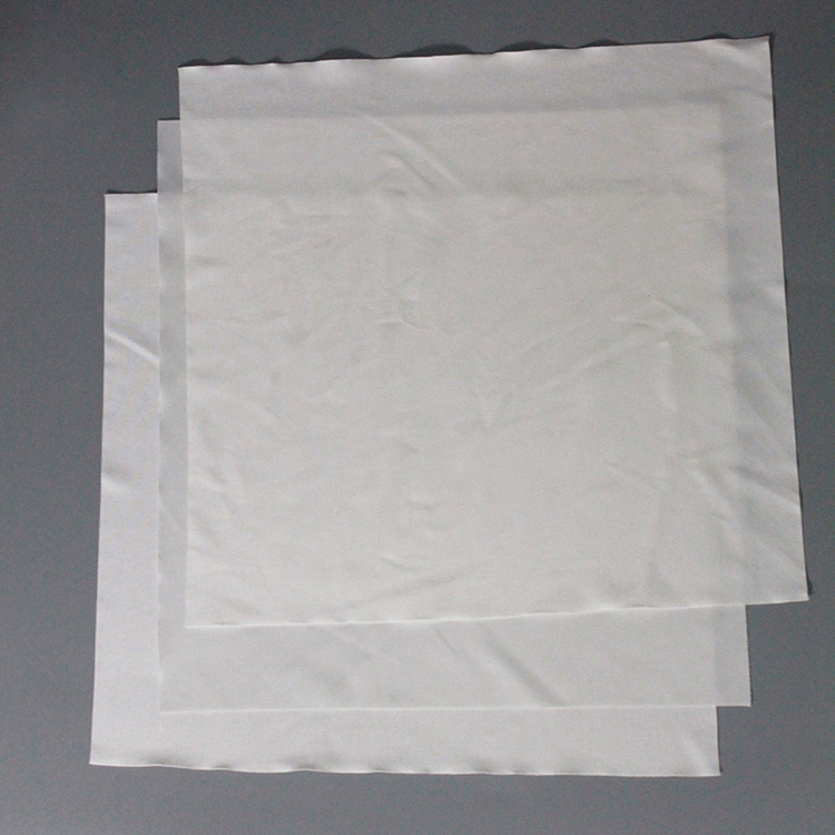 130g Class 100 6inch Lcd Screen Cleanroom Industrial polyester cleanroom wipes