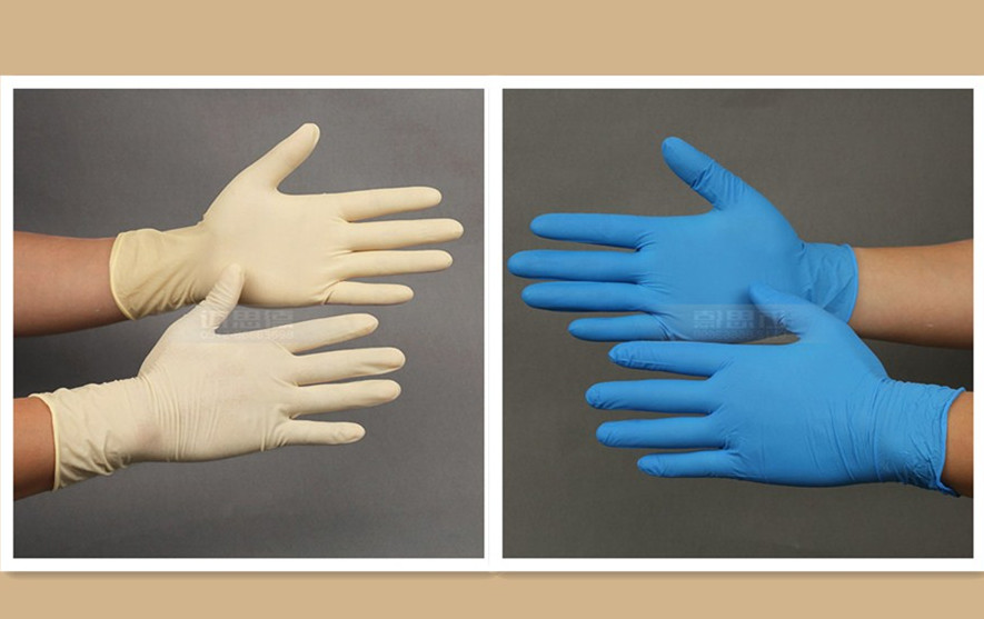 WHAT'S THE SHELF LIFE OF NITRILE AND LATEX GLOVES